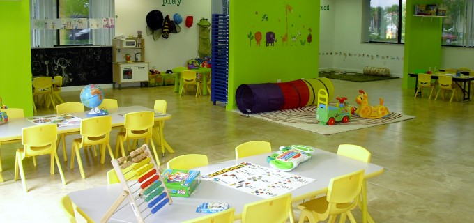 Happy Crayons Learning Center